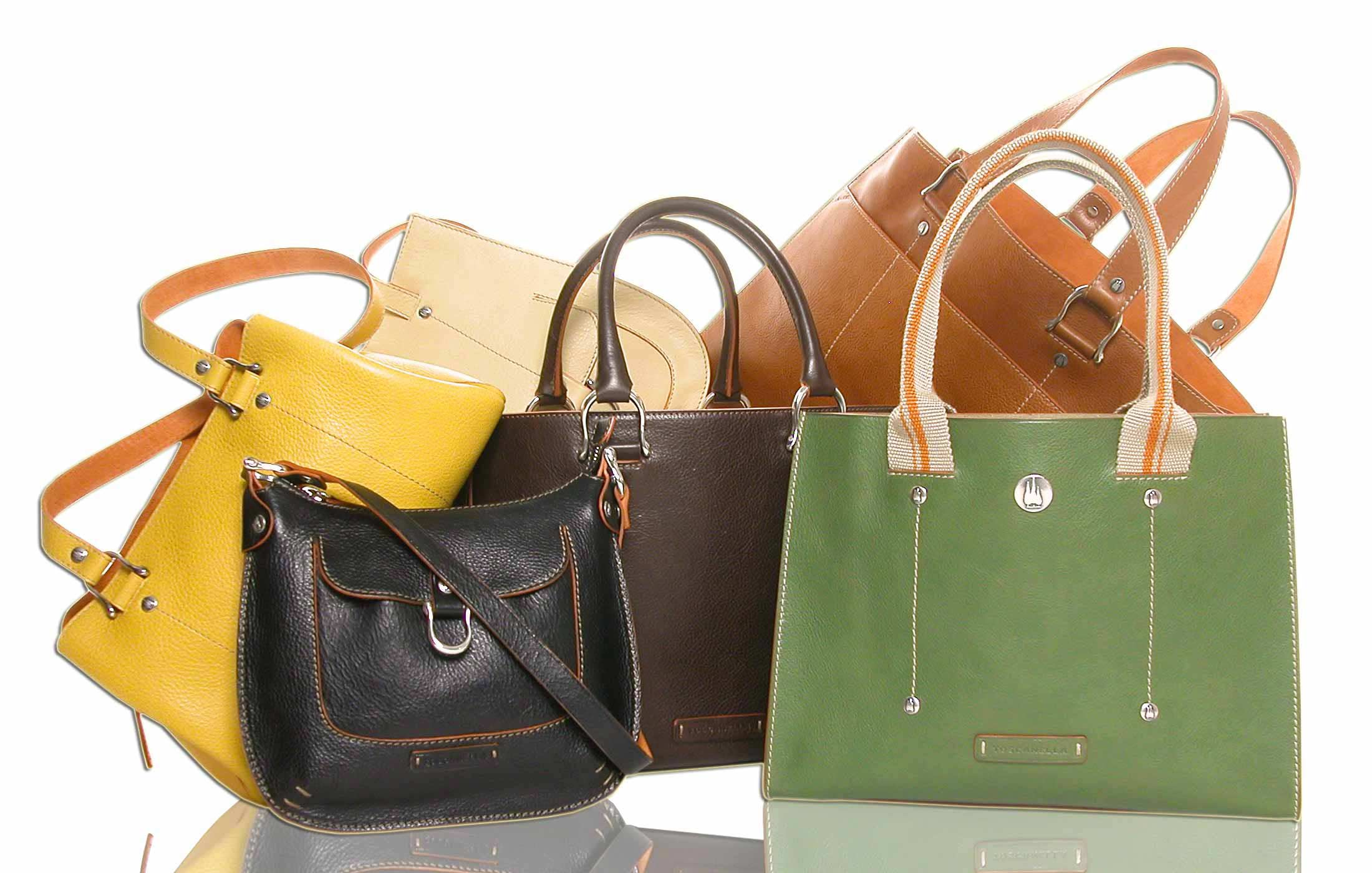 The Toscanella Italian Leather Collection