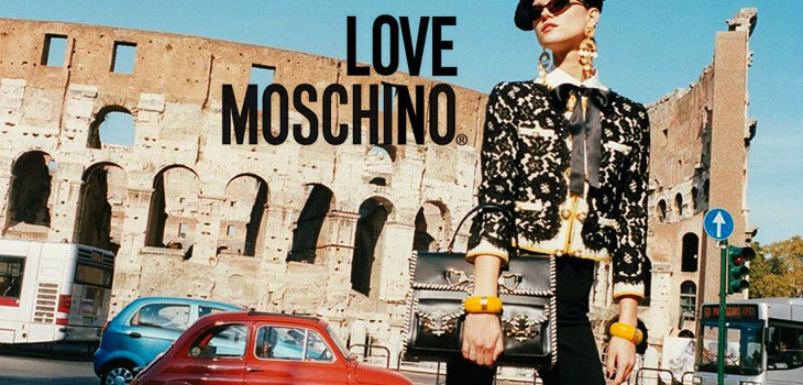 love moschino collections, bags, accessories