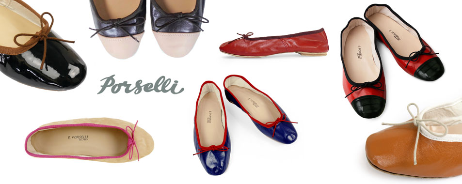 examples of customized porselli's shoes