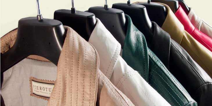 Pierocutti Luxury Italian Leather Jackets
