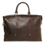 Italian Leather Travel Bag | Toscanella
