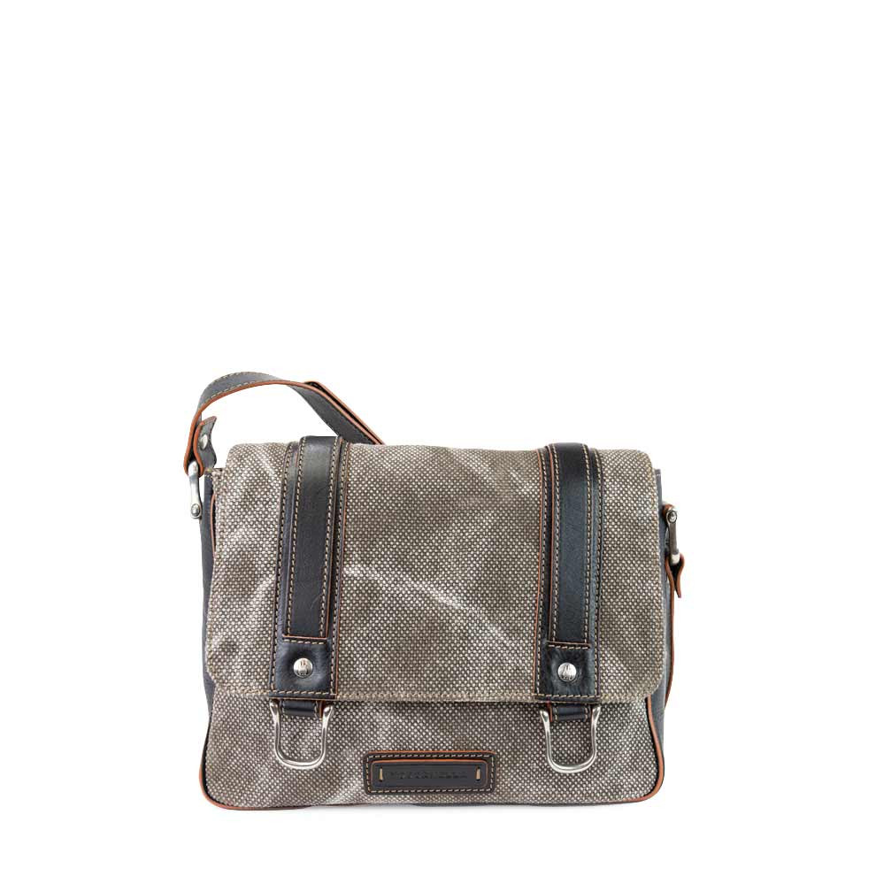 Women's Messenger Bag in Italian Leather | Exclusively for Toscanella