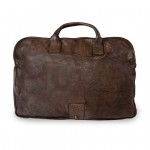 Campomaggi Working Bag, unlined compartments