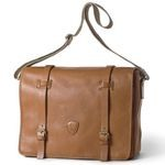Large Leather Saddlebag from Tucci