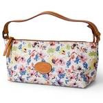 Women's Leather Purse, floral design