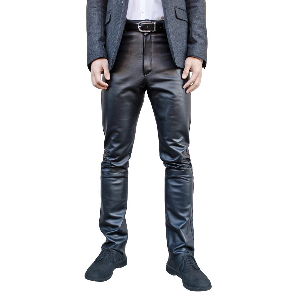 Online shopping for popular & hot Mens Black Leather Pants from Men's Clothing & Accessories, Leather Pants, Skinny Pants, Casual Pants and more related Mens Black Leather Pants like black leather mens pants, black leather pants mens, mens leather black pants, mens leather pants black.