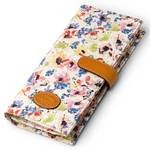 Campo dei Fiori Leather Multi-Pocket Wallet for her
