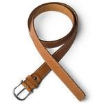Handmade Italian Leather Belt from Toscanella