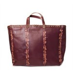 Campomaggi Large Shopping Tote, Boudreaux