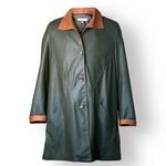 Green Leather Jackets from Florence