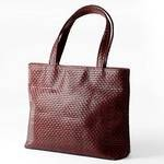 Super Casual Shoulder Tote in 100% Leather
