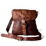Campomaggi Messenger Cross Body Bag