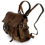 Campomaggi Backpack and Shoulder Bag