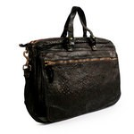 Campomaggi Washed Leather Business Bag