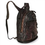 Washed Leather Campomaggi Backpack
