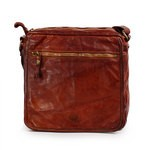 Campomaggi Messenger Leather Bag