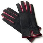 Wool Lined Gloves for Women