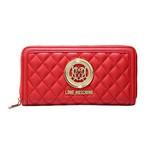 Moschino Love Zip Around Wallet