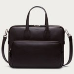 Leibovitz Office Leather Bag