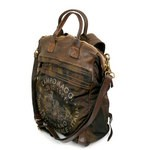 Campomaggi Backpack Military Camouflage - C4388 VMVLTC