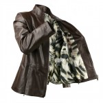 Jacket with Zip - Adjustable for Women