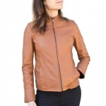 Jacket with Zip for Women