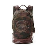 Campomaggi Backpack Military Camouflage - C4966 VL