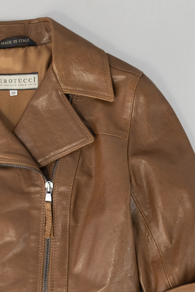 Italian Leather Clothing Handmade  Exclusively in Florence