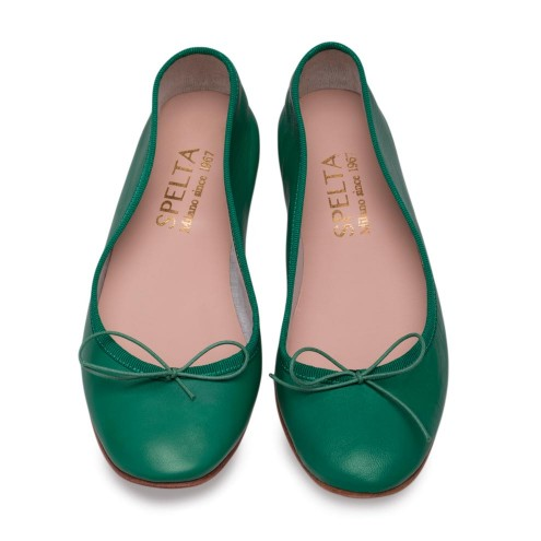Ballet Flat Shoes with Round Toe
