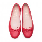 Ballet Flat Shoes with Round Toe - Nicole SP-NICOLE-SP018