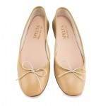 Ballet Flat Shoes with Round Toe - Nicole SP-Nicole-SP016