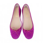 Ballet Flat Shoes with Round Toe - Nicole SP-NICOLE-SPC17