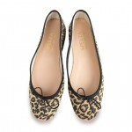 Ballet Flat Shoes with Round Toe - Nicole SP-NICOLE-SPC23 LEOPARD