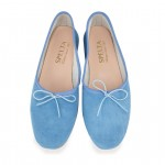 Ballet Flats with High Vamp - Olga SP-Olga-SPC04