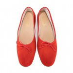 Ballet Flats with High Vamp - Olga SP-Olga-SPC15