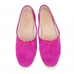 Ballet Flats with High Vamp - Olga SP-Olga-SPC17