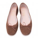 Ballet Flats with Square Toe - Sofia SP-SOFIA-SPC22