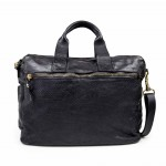 Leather Satchel Professional Bag for Unisex - Esagono by Campomaggi C021490ND