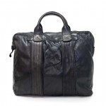 Leather Professional Satchel Bag made by hand - Campomaggi C023030ND