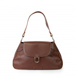 Women's Small Leather Shoulder Bag 2045-VA