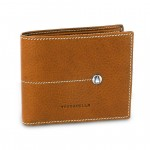 Italian Leather Billfold for Men Made in Florence 551-VA