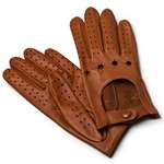 Sandro Temin Ladies Leather Driving Gloves K32D-SZ