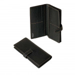 Slim Leather Card Holder Wallet, for Men 510-BU