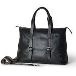 Tucci Carryon Tote Bags in Italian Leather 1326-VA
