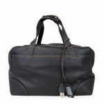 Pierotucci Genuine Leather Travel Bags 1285-BU