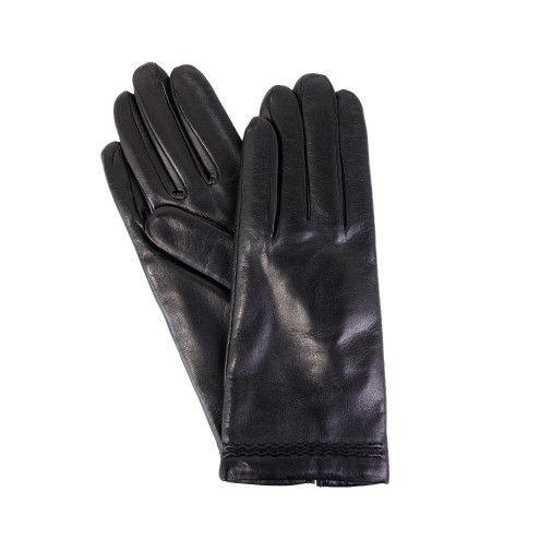 Caridei Leather Gloves Leather Gloves from Italy Winter Leather Gloves Women/'s Leather Gloves Women/'s Fashion
