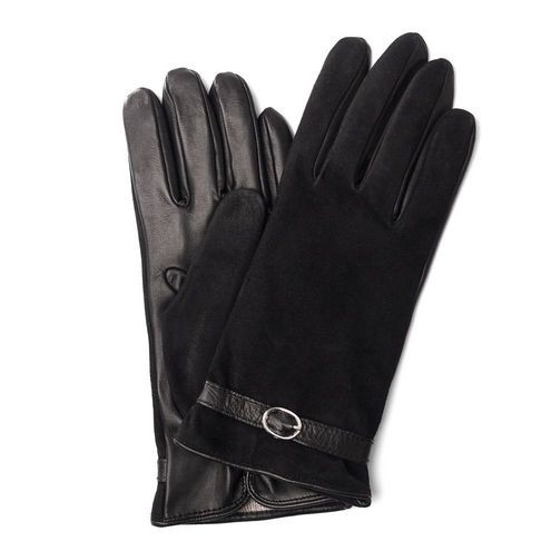 9cd9b5ba7 Leather Smartphone Gloves for Women Made in Italy