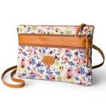 Cross Body Organizer from Campo dei Fiori 584-FL
