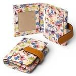 Campo dei Fiori Cute Compact Wallet for Women 514-FL