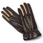 Sandro Temin Ladies Italian Leather Gloves 2259-LA